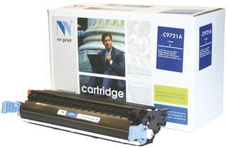 Картридж лазерный NV Print C9721A