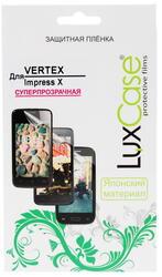 "5""  Пленка защитная для смартфона Vertex Impress X"