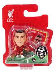 Фигурка коллекционная Soccerstarz - Liverpool: Daniel Agger