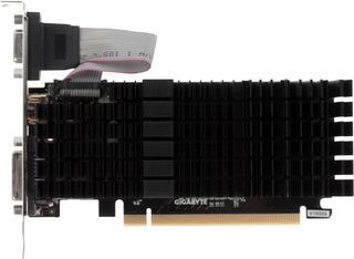 Видеокарта GIGABYTE GeForce GT 710 Silent LP [GV-N710SL-2GL]