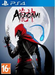 Игра для PS4 Aragami