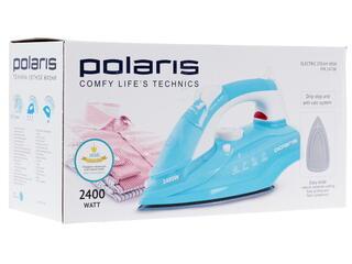 Утюг Polaris PIR 2470K голубой