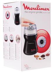 Кофемолка Moulinex AR1108 черный