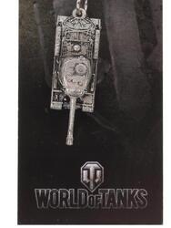 Брелок World Of Tanks - Танк ИС-2