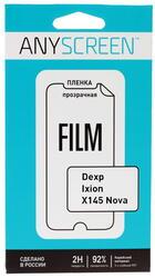 "4.5""  Пленка защитная для смартфона DEXP Ixion X145 Nova"