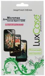 "5""  Пленка защитная для смартфона Micromax Canvas Q385"