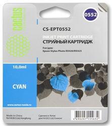 Картридж струйный Cactus CS-EPT0552