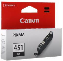 Картридж струйный Canon CLI-451BK