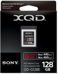 Карта памяти Sony XQD 128 Гб