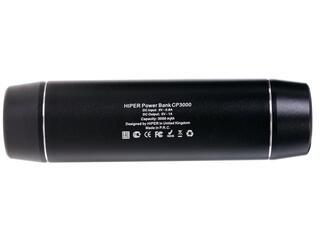 Портативный аккумулятор HIPER Power Bank CP3000 черный