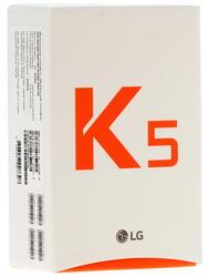 "5"" Смартфон LG X220 К5 8 Гб золотистый"
