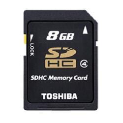 Карта памяти Toshiba HIGH SPEED N102 SDHC 8 Гб