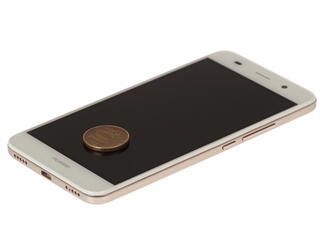 "5"" Смартфон Huawei Y6 8 Гб белый"