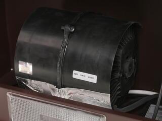 Вытяжка полновстраиваемая KRONA KAMILLA 500  коричневый