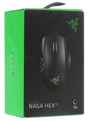 Мышь проводная Razer Naga Hex V2