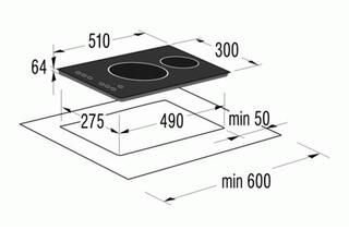 Электрическая варочная поверхность Gorenje ECT 310 CSC