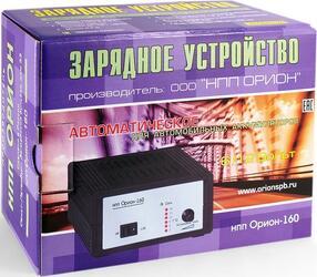 Зарядное устройство НПП Орион-160