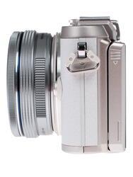 Камера со сменной оптикой Olympus  PEN E-PL8 Pancake kit 14-42mm EZ