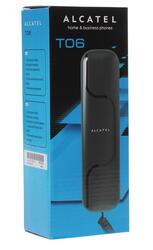 Телефон проводной Alcatel T06