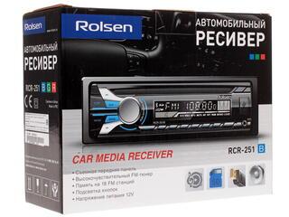 Автопроигрыватель Rolsen RCR-251B