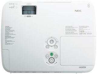 Проектор NEC M311W(G) белый