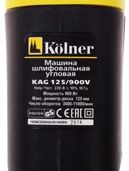 Углошлифовальная машина Kolner KAG 125/900V