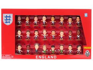 Набор фигурок Soccerstarz - England Player Team Pack