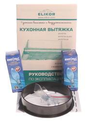 Вытяжка полновстраиваемая ELIKOR Интегра 60 белый
