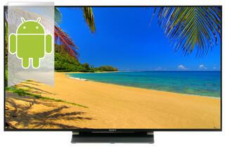 """55"""" (139 см)  LED-телевизор Sony KD-55XD8005 черный"""