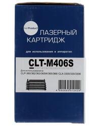 Картридж лазерный NetProduct CLT-M406S