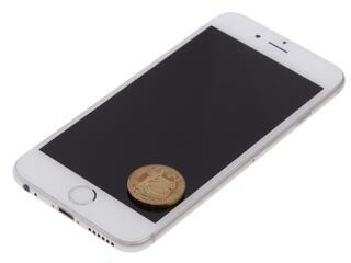 "4.7"" Смартфон Apple iPhone 6S 64 ГБ серебристый"