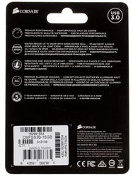 Память USB Flash Corsair Survivor Stealth  16 Гб