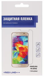 "4.7""  Пленка защитная для смартфона Samsung Galaxy A3(2016)"