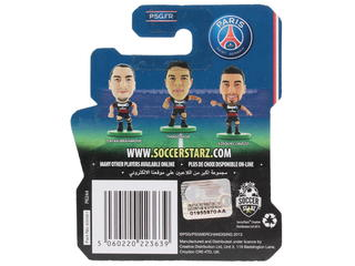 Фигурка коллекционная Soccerstarz - Paris St Germain: David Beckham