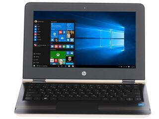 """11.6"""" Ноутбук HP Pavilion x360 11-u008ur золотистый"""