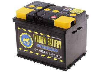 Автомобильный аккумулятор Tyumen Standart 60L