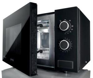 Микроволновая печь Gorenje M021MGB черный