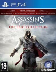 Игра для PS4 Assassin's Creed: Эцио Аудиторе Коллекция