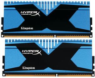 Оперативная память Kingston HyperX Predator [KHX18C10T2K2/8] 8 Гб