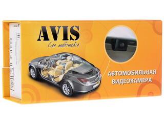 Камера заднего вида AVIS 980 CCD Chrome