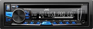 Автопроигрыватель JVC KD-R462