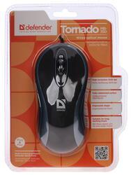 Мышь проводная Defender Tornado 350B