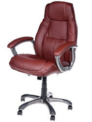 Кресло руководителя Chairman 436 коричневый