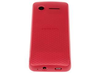 Сотовый телефон Philips E103 красный
