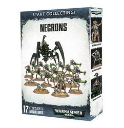 Дополнение для игры Warhammer 40000: Start Collecting! - Necrons