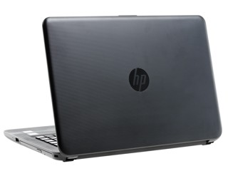 """14"""" Ноутбук HP Notebook 14-am001ur черный"""