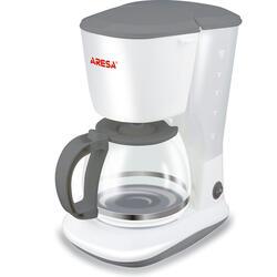 Кофеварка Aresa AR-1608 белый