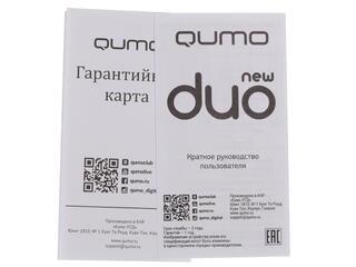 MP3 плеер Qumo DUO черный