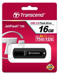 Память USB Flash Transcend JetFlash 700 16 Гб