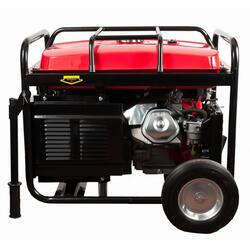 Бензиновый электрогенератор DDE DPG5501